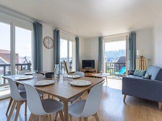 Le Carrousel - Appartement avec studio attenant