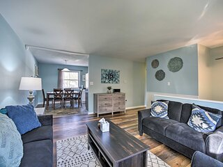 NEW! Cozy Saratoga Springs Home w/ Pool & Fire Pit