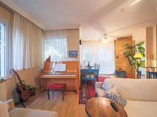 Spacious & Comfy Apartment at Buyukcekmece