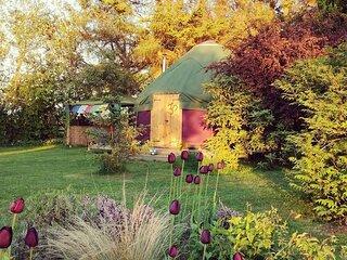 Kilgraston Farm Yurt