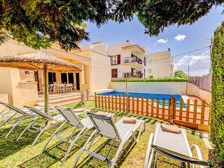 Beach Villa Pinaret