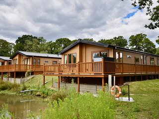 Poppy Lodge perfect for Bird Watching and Stargazing