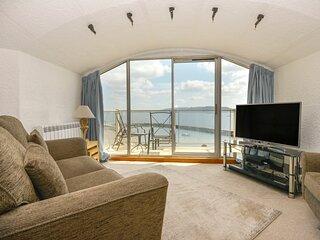 CANNON'S FOLLY, Sea and coastal views, Balcony, Kingsand