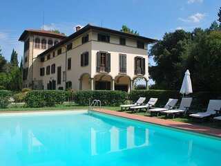 Magnificent Villa in Tuscany