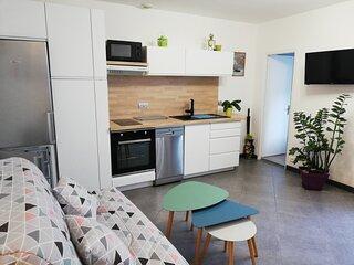 Maison de pecheur LA CHAUME - LES SABLES D'OLONNE - 4 couchages