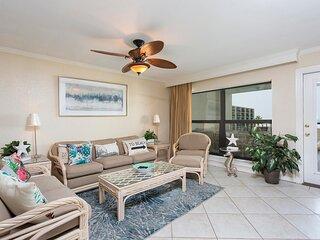 Saida IV 401 - Beach views, resort amenities, 2-bedroom plus sofa bed