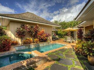 Heavenly Breezes Await at this Poipu Estate