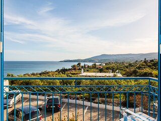 Koroni Seaview Retreat - Summer Escape Lodging