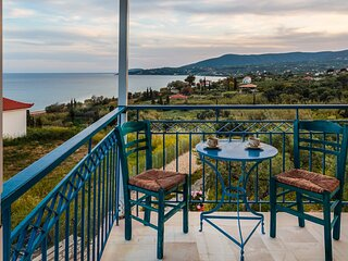 Koroni Seaview Retreat - Summer Romantic Escape