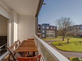 Tribord - Appartement avec balcon - plage à 100 m