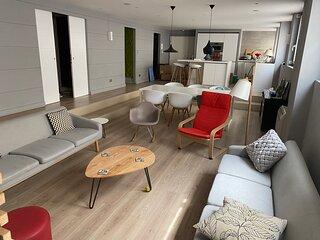 Beautiful Modern And Original Apartment Of 100 M2