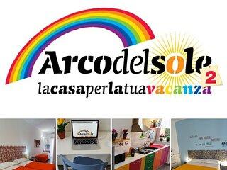 ARCO DEL SOLE 2 la casa per la tua vacanza a Palermo