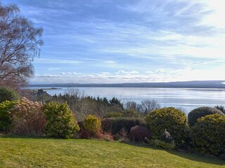 Chanonry View Holiday Cottage, Fortrose, Black Isle, Scottish Highlands
