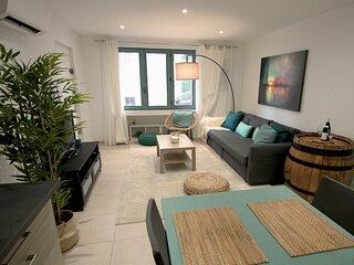 Appartement 3 pieces en plein centre avec Terrasse.