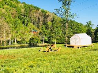 Tentrr Signature Site - 3Splitz Farm Stay