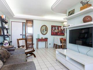 CAP1301 Excelente flat no coracao verde do Bairro de Casa Forte