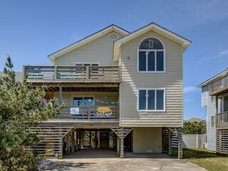 Changing Tides | 441 ft from the beach | Hot Tub | Nags Head