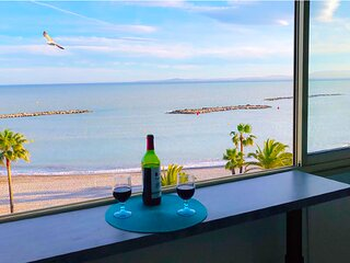 French Riviera Waterfront Holiday Rental