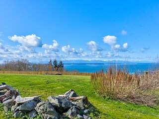 * Marbella Lane - Waterfront 2BR Whidbey Island