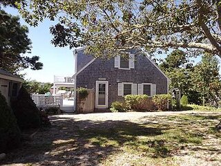 South Chatham Cape Cod Waterfront Vacation Rental (6972)