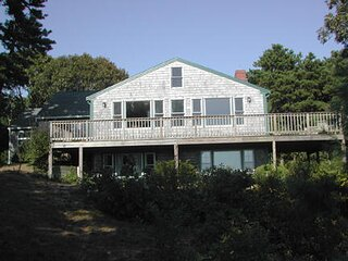 South Chatham Cape Cod Waterfront Vacation Rental (12574)