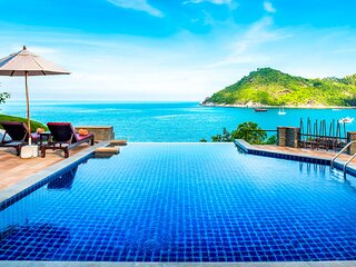 Hat Yai Villa Sleeps 4 with Pool and Air Con - 5791723