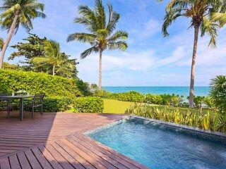 Choeng Mon Beach Villa Sleeps 3 with Pool and Air Con - 5817459