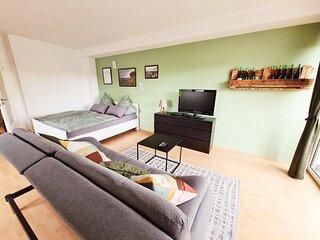 Ferienwohnung 'Appartement Bad Bergzabern' mit Pool/Schwimmbad & Sauna