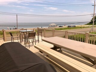 Brand New Apartment Across From Town Beach