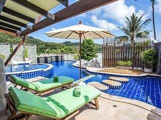 Ban Thong Nai Pan Villa Sleeps 2 with Pool and Air Con - 5794441