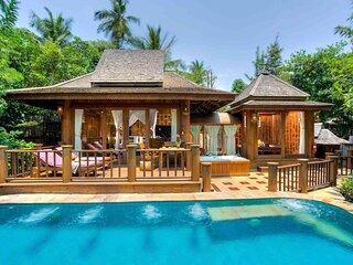 Ban Thong Nai Pan Villa Sleeps 3 with Pool - 5808860