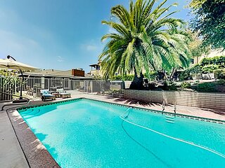 South Redondo Oasis | Private Pool, Fenced Yard | Walk to Beach & Dining