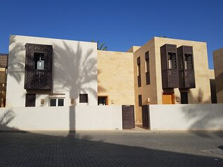 El Gouna NEWLY spacious 5 bedrooms villa with a private pool