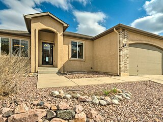 NEW! Warm Colorado Springs Abode: 2 Mi to Downtown