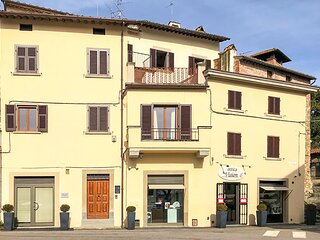 Nice apartment in Anghiari with WiFi and 1 Bedrooms (ITA067)