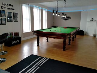 The Old Post Office - Games / Gym Room Great for Families