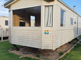 Spacious 3 bedroom Caravan