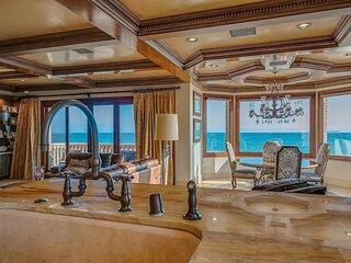 Executive Beach Front Home