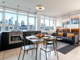 Designer Penthouse with Roof Terrace - Shoreditch