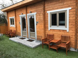 Cosy Chalet 5 mins from  Inverness in the country