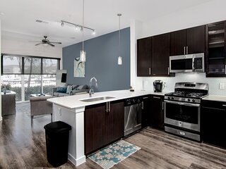 Cozy Med Center Elite Condo Fully Equipped