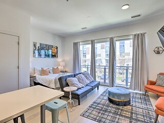 Stylish Denver Studio < 1 Mile to Coors Field!