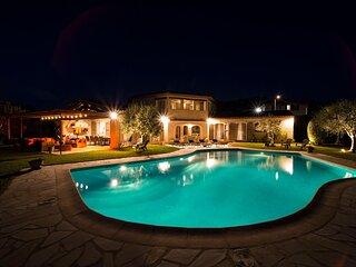 Villa Pablo Mougins 5*****