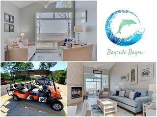 Bayside Bayou - Perfect SandestinR Resort Condo with Golf Cart and 5* Host