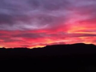 Private Sunsets 15 miles S of Sedona, Gated 2 BR/2BA Home backs to Nat'l. Forest