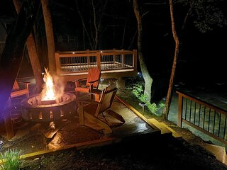 Camp Cartecay - Luxurious 2-Bedroom Cabin on the Cartecay River