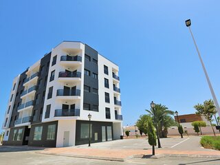 VDE-087 Modern 2 bed apartment with pool close to beach in San Pedro
