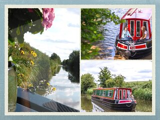 5-berth Narrowboat Hire in Stratford-upon-Avon