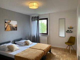 Gemutliche Wohnung neben Duisburg Hbf