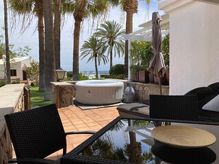 Flatguest Playa del Cura +Playa +Terraza +Jardín